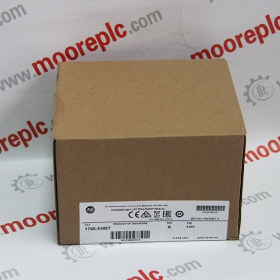 module de communication module allen-bradley 1756-enbt